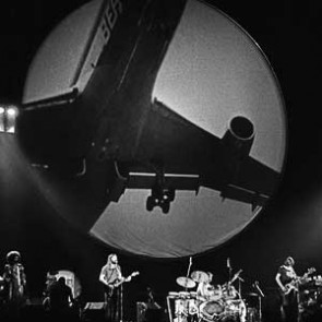 Pink Floyd by Barrie Wentzell