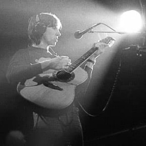 Roger Waters of Pink Floyd by Ian Dickson