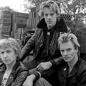 The Police by Adrian Boot