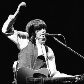 Chrissie Hynde of the Pretenders by Ian Dickson
