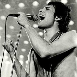 Freddie Mercury of Queen by Kevin Cummins