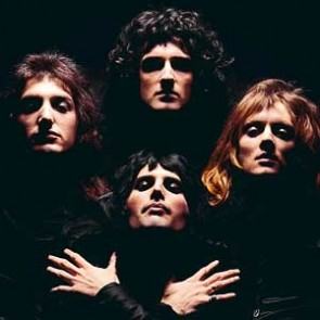 Queen by Mick Rock