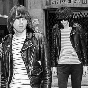 The Ramones by Ebet Roberts