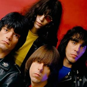 The Ramones by Mick Rock