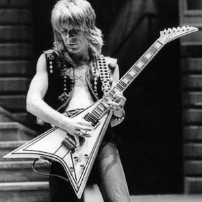 Randy Rhoads by Neil Zlozower