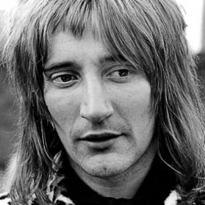 Rod Stewart by Gijsbert Hanekroot