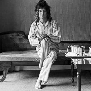 Rod Stewart by Ian Dickson