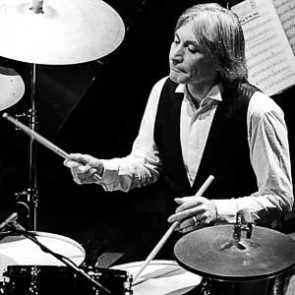 Charlie Watts of the Rolling Stones by Andy Freeberg