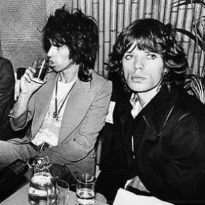 The Rolling Stones by Gijsbert Hanekroot