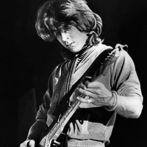 Mick Taylor of the Rolling Stones by Gijsbert Hanekroot