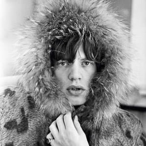 Mick Jagger of the Rolling Stones by Terry O'Neill