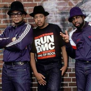 Run-DMC by Ebet Roberts