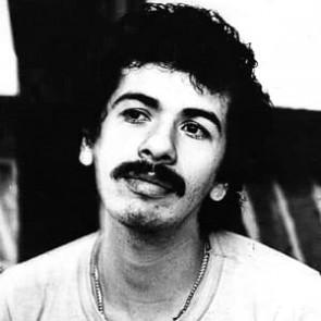 Carlos Santana by Gijsbert Hanekroot
