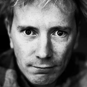 Johnny Rotten of the Sex Pistols by Kevin Cummins