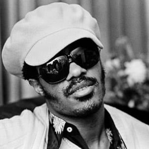 Stevie Wonder by Gijsbert Hanekroot