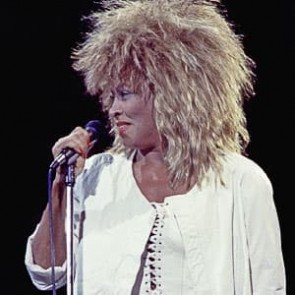Tina Turner by Al Rendon