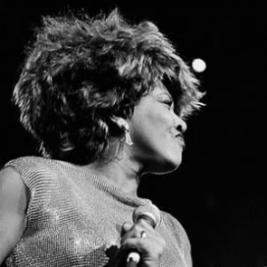 Tina Turner by Ken Settle
