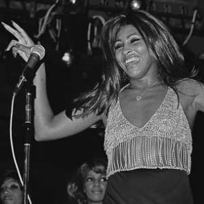 Tina Turner by Kevin Goff