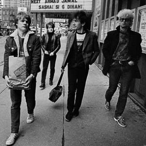 U2 by Adrian Boot