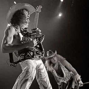 Van Halen by Al Rendon