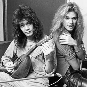 Van Halen by Neil Zlozower