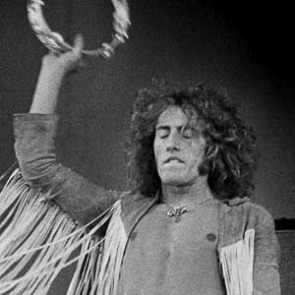 Roger Daltrey of the Who by Barrie Wentzell