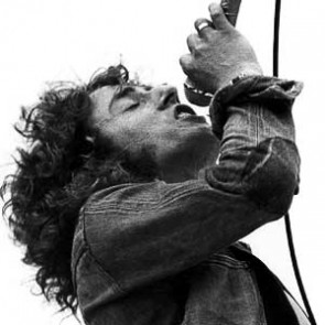 Roger Daltrey of the Who by Christian Rose