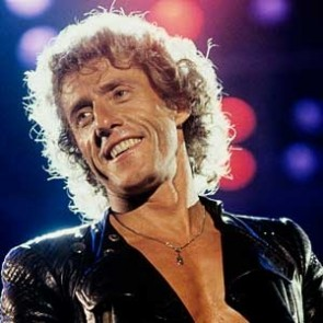 Roger Daltrey of the Who by Ebet Roberts
