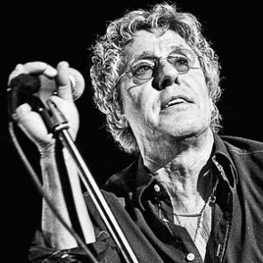 Roger Daltrey of the Who by Jérôme Brunet