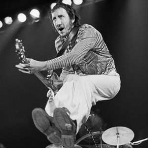 The Who by Steve Emberton