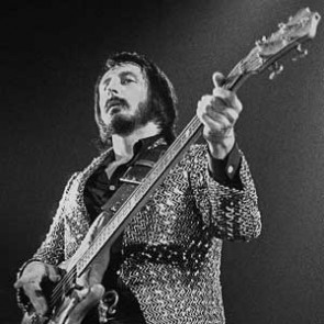 John Entwistle of the Who by Steve Emberton
