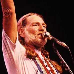 Willie Nelson by Ebet Roberts