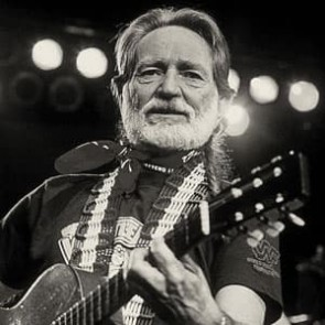 Willie Nelson by Ken Settle