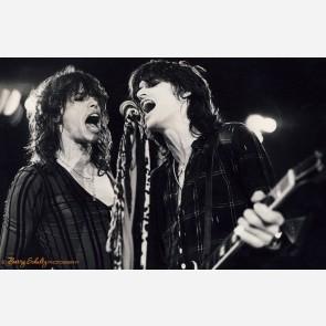 Aerosmith by Barry Schultz