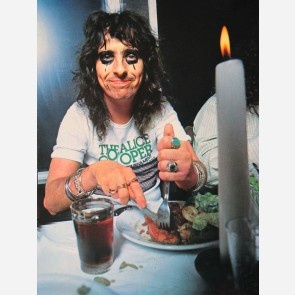 Alice Cooper by Gijsbert Hanekroot