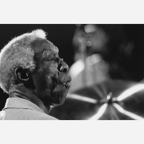 Art Blakey by Herb Snitzer