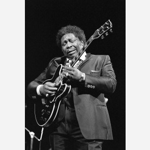 B.B. King by Ebet Roberts