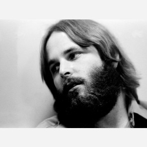 Carl Wilson of the Beach Boys by Gijsbert Hanekroot