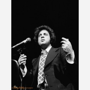 Billy Joel by Barry Schultz