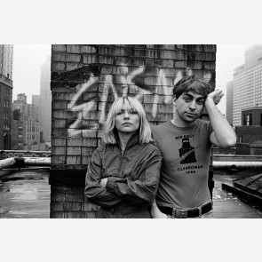 Blondie by Allan Tannenbaum
