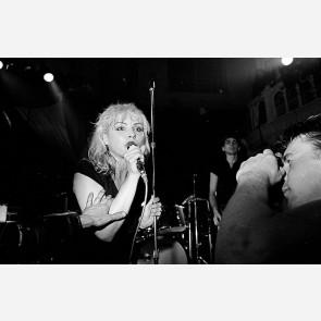 Debbie Harry of Blondie by Kees Tabak