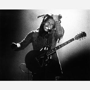 Bob Marley by Gijsbert Hanekroot