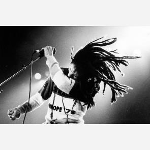 Bob Marley by Kevin Cummins