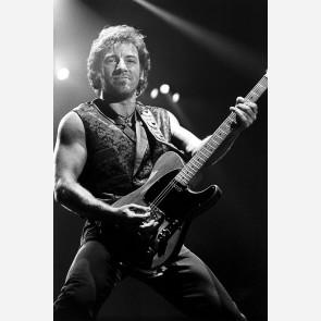 Bruce Springsteen by Christian Rose