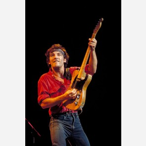 Bruce Springsteen by Ebet Roberts