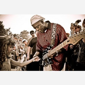 Buddy Guy by Jérôme Brunet