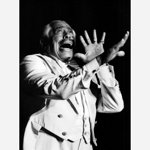 Cab Calloway by Christian Rose