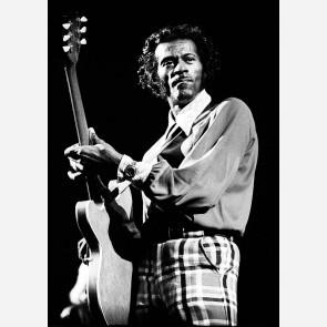 Chuck Berry by Ian Dickson