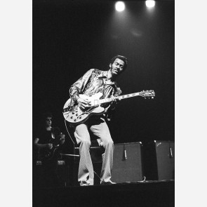 Chuck Berry by Steve Emberton