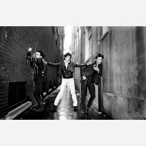 The Clash by Kees Tabak